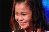11-Year-Old Singer Arisxandra Libantino  - Britain's Got Talent