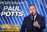 Paul Potts - Opera Singer - 'Caruso' - America's Got Talent 2019